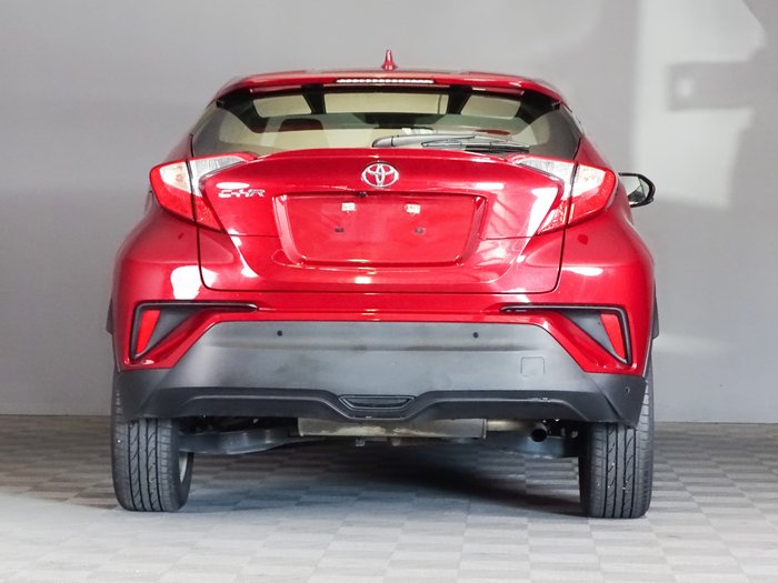 2019 Toyota C-HR NGX10R Atomic Rush