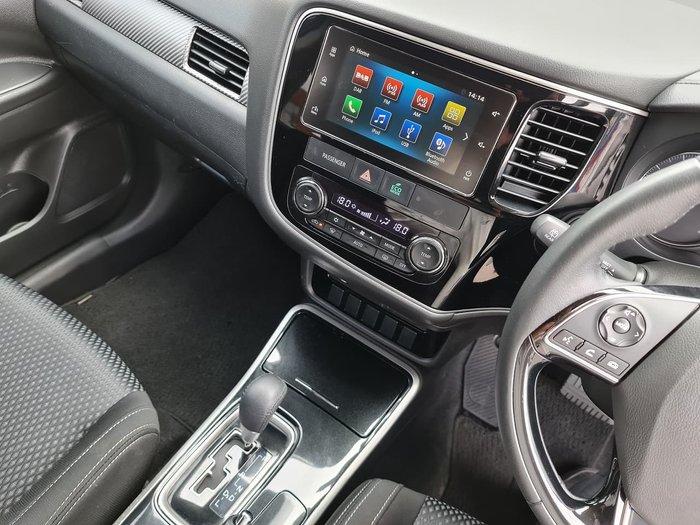 2016 Mitsubishi Outlander LS Safety Pack ZK MY17 White