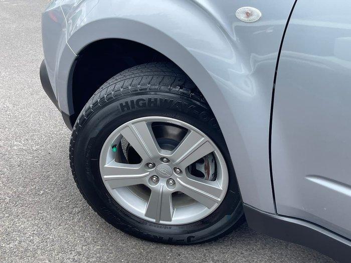 2012 Subaru Forester XS Premium S3 MY12 Four Wheel Drive Silver