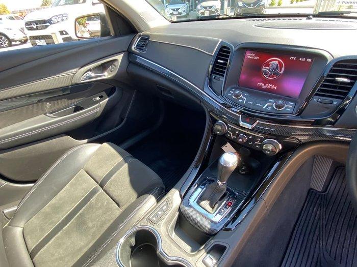 2010 Holden Commodore SV6 VE Series II Grey