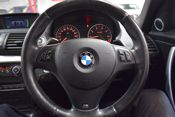 2013 BMW 1 Series 120i E82 LCI MY13 Red