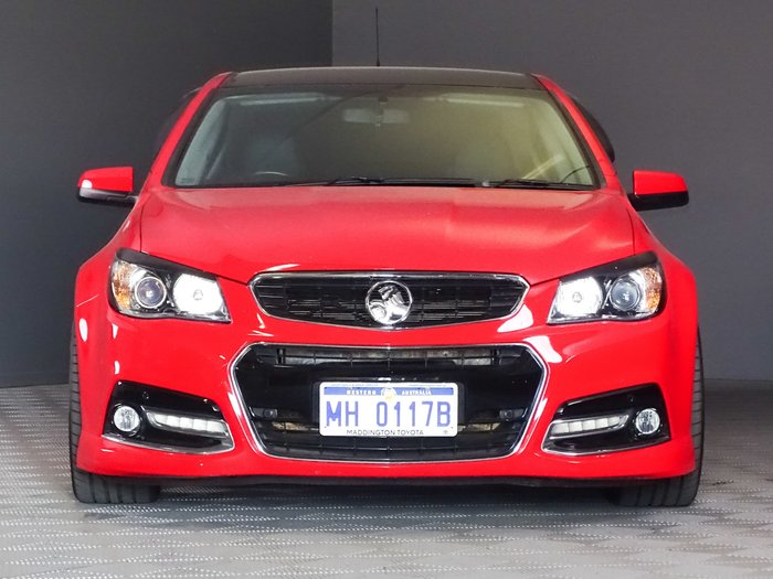 2014 Holden Commodore SS Storm VF MY14 Redhot