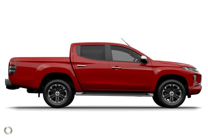 2020 Mitsubishi Triton GLX-R MR MY21 4X4 Dual Range Red
