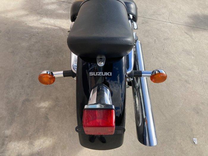 2007 Suzuki VL250 (LC250 INTRUDER) Black