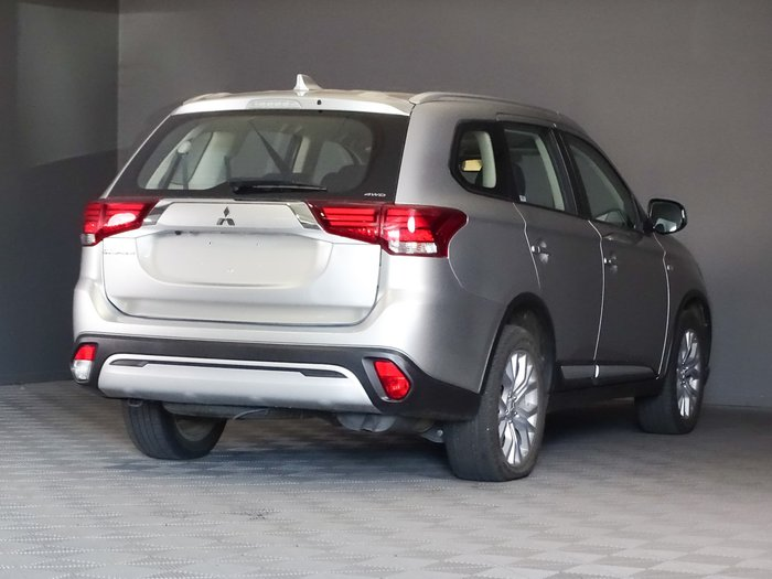 2019 Mitsubishi Outlander LS ZL MY19 AWD Sterling Silver