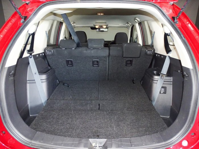 2019 Mitsubishi Outlander ES ZL MY19 AWD Red