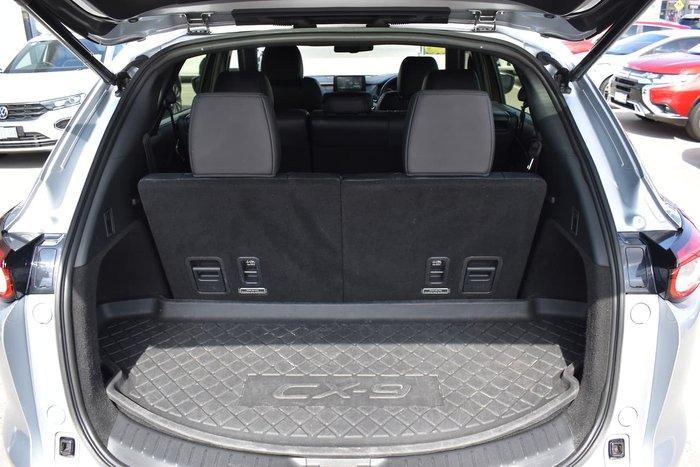 2018 Mazda CX-9 Azami TC AWD Silver