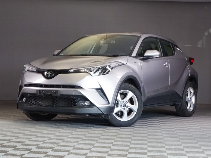 2019 Toyota C-HR NGX10R Shadow Platinum