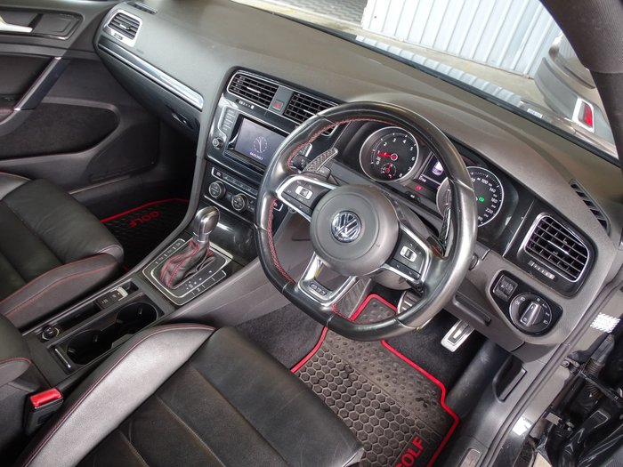 2014 Volkswagen Golf GTI 7 MY14 Carbon Steel