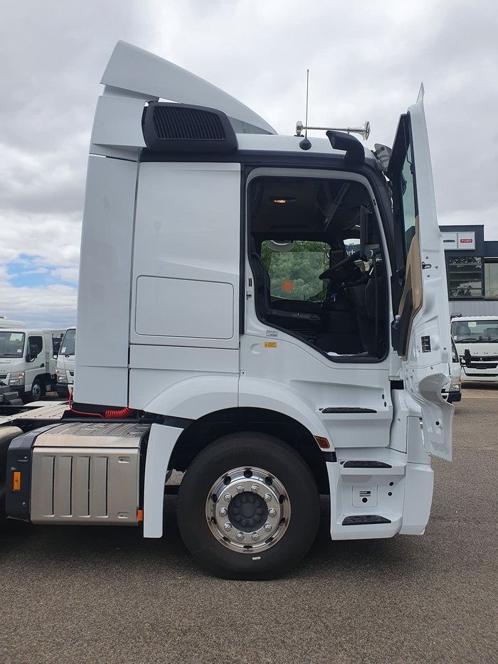 2021 MERCEDES-BENZ ACTROS MP5 2653 LS/33
