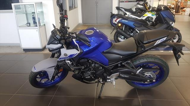 2021 YAMAHA Street MT-03 with ABS Blue