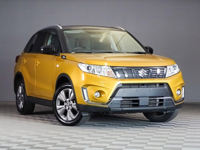 2020 Suzuki Vitara LY Series II Solar Yellow