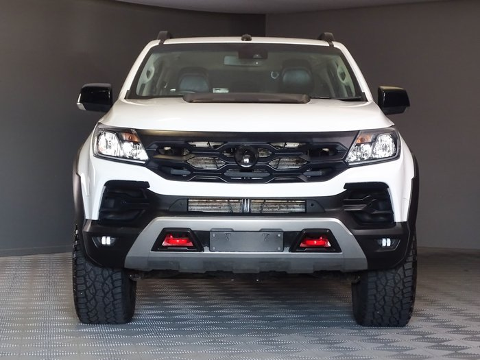 2019 Holden Special Vehicles Colorado SportsCat SV RG Series 2 4X4 Dual Range Summit White