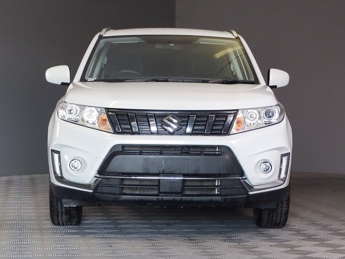 2019 Suzuki Vitara LY Series II Cool White