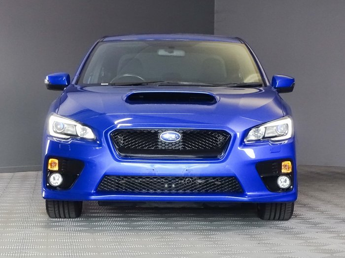 2014 Subaru WRX V1 MY15 AWD Blue