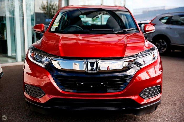 2021 Honda HR-V VTi MY21 Red
