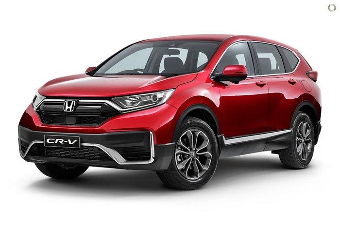 2021 Honda CR-V VTi L AWD RW MY21 4X4 On Demand Red