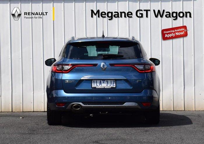 2017 Renault Megane GT KFB Blue