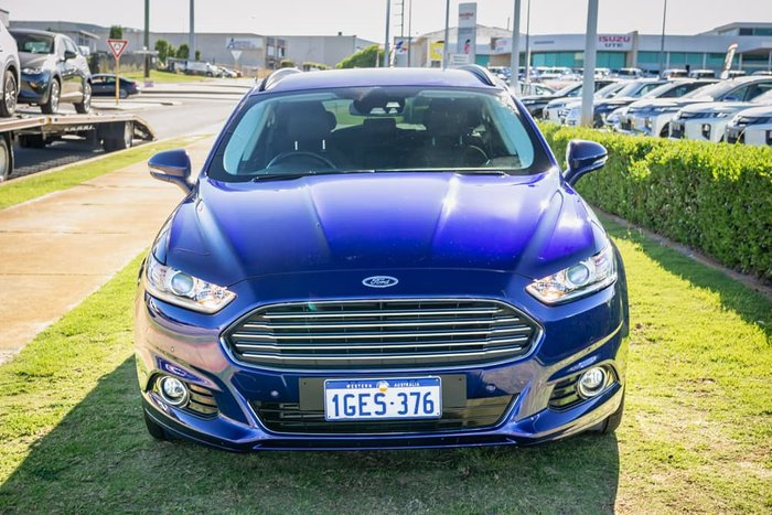 2015 Ford Mondeo Trend MD Blue