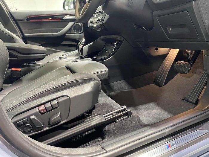 2021 BMW X1 xDrive25i F48 LCI Four Wheel Drive Grey