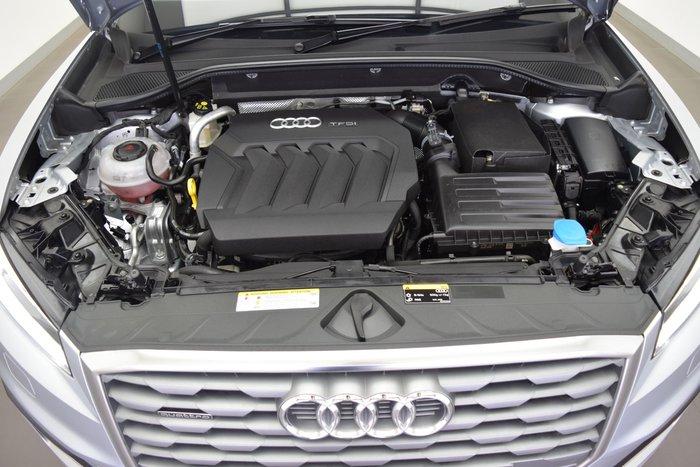 2017 Audi Q2 sport GA MY18 Four Wheel Drive Florett Silver