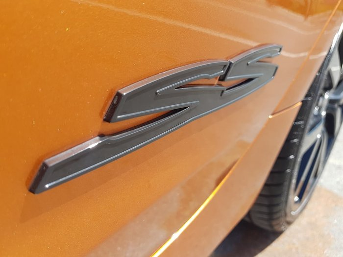 2017 Holden Commodore SS V Redline VF Series II MY17 Orange