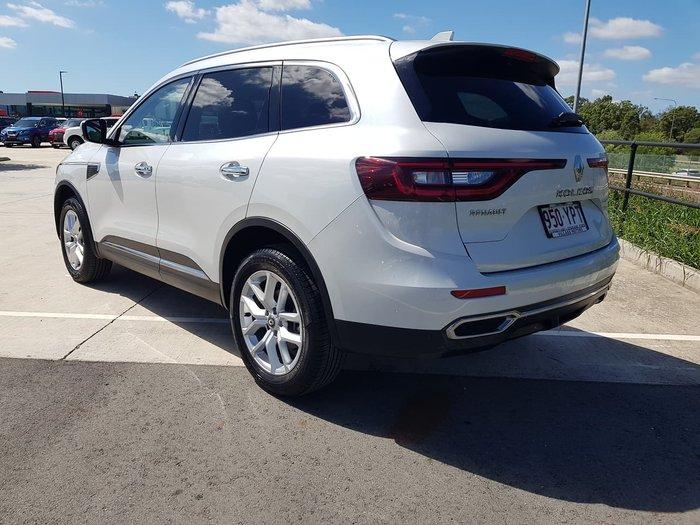 2018 Renault Koleos Zen HZG White