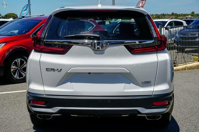 2020 Honda CR-V VTi RW MY21 White
