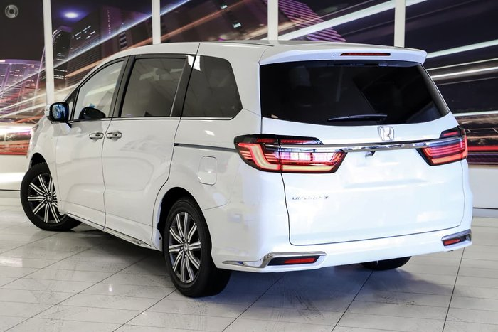 2020 Honda Odyssey Vi LX7 5th Gen MY21 White