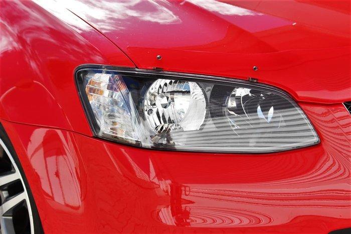 2011 Holden Ute SS VE Series II Red