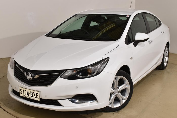 2017 Holden Astra LT BL MY17 Summit White
