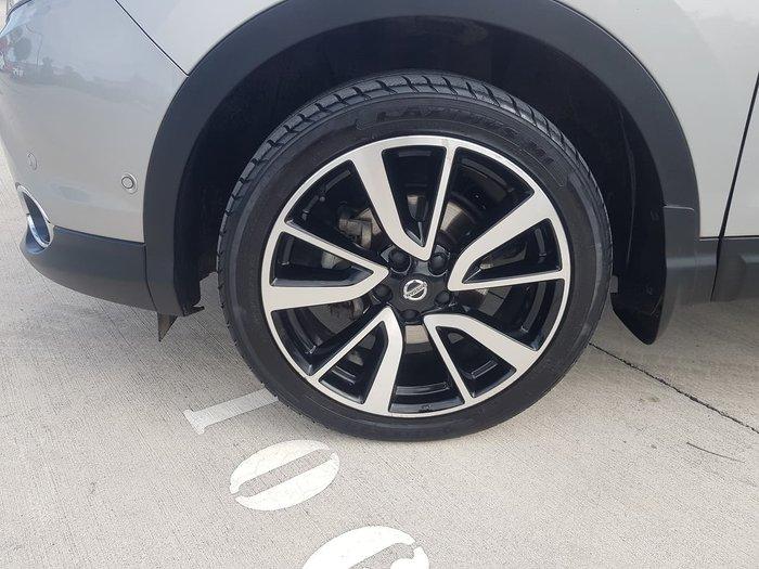 2015 Nissan QASHQAI Ti J11 Grey