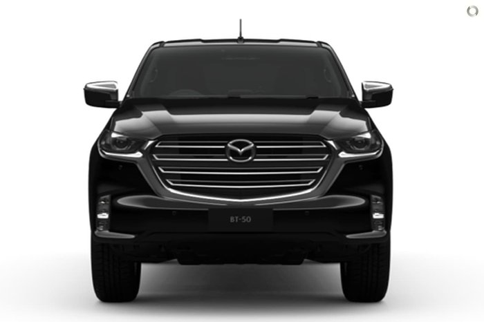 2021 Mazda BT-50 GT TF 4X4 Dual Range True Black