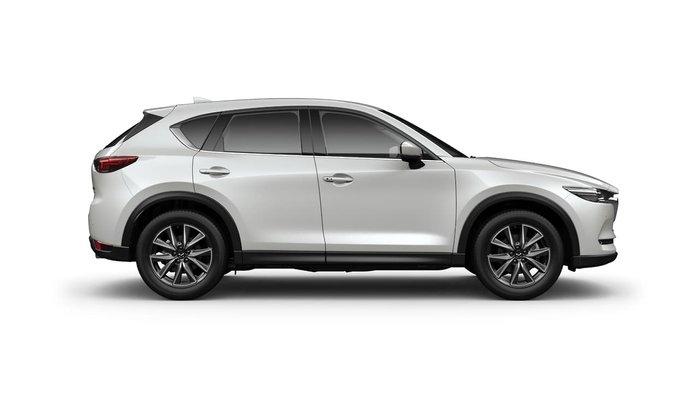 2021 Mazda CX-5 GT KF Series 4X4 On Demand White