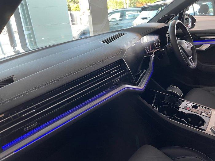 2020 Volkswagen Touareg 190TDI Premium CR MY20 Four Wheel Drive Black