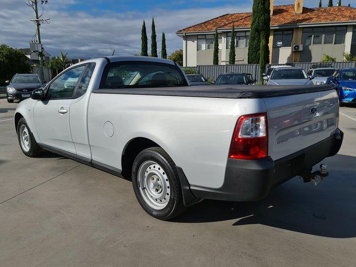2014 Ford Falcon Ute FG MkII White