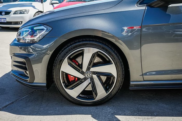 2019 Volkswagen Golf GTI 7.5 MY20 Indium Grey