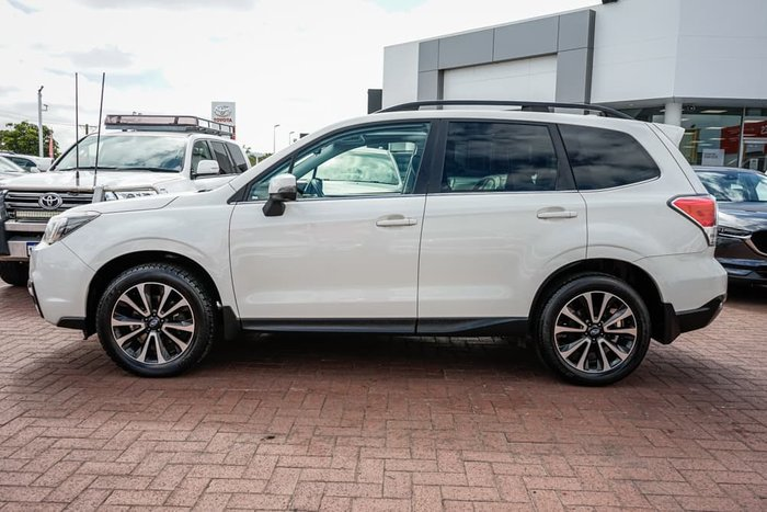 2017 Subaru Forester 2.0D-S S4 MY17 AWD Crystal White