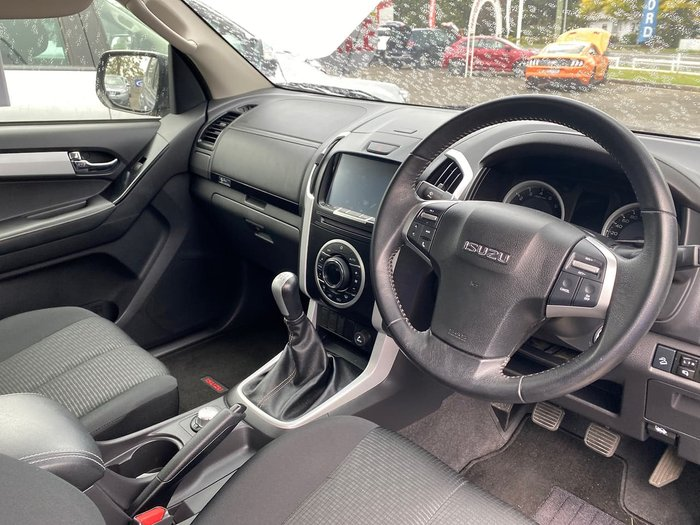2019 Isuzu D-MAX LS-U MY19 4X4 Dual Range Grey