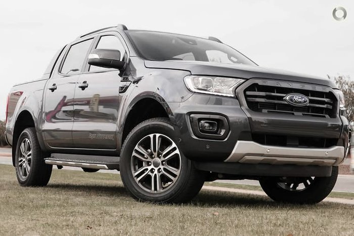 2021 Ford Ranger Wildtrak
