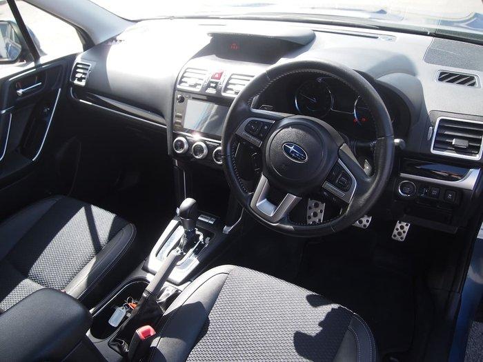 2016 Subaru Forester XT S4 MY16 AWD Blue