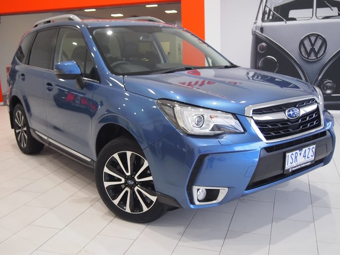 2016 Subaru Forester XT S4 MY16 Four Wheel Drive Blue