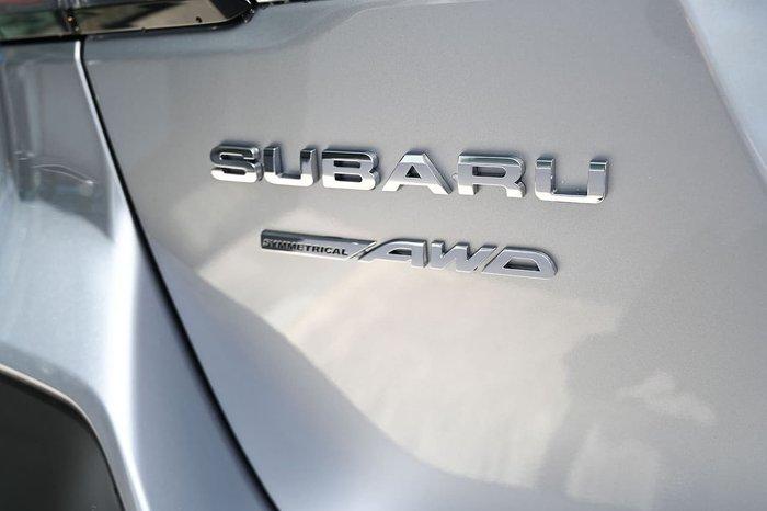 2020 Subaru Outback AWD Touring 6GEN MY21 Four Wheel Drive Silver