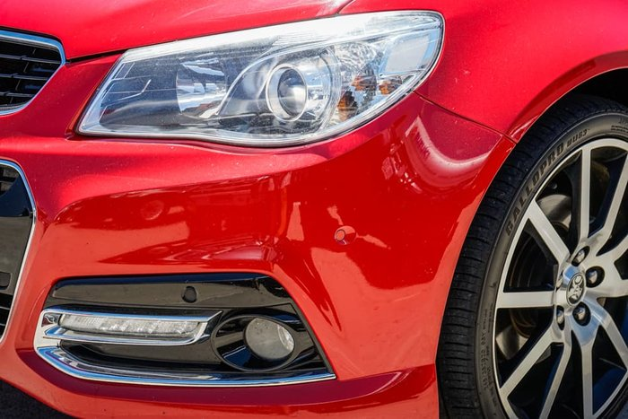 2013 Holden Commodore SS V VF MY14 Redhot