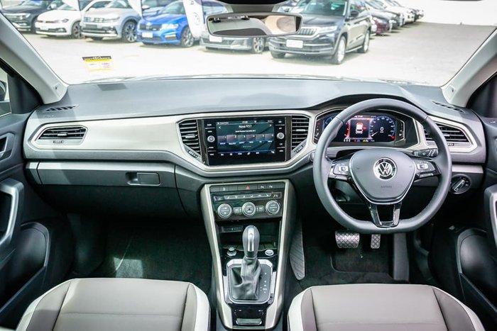 2021 Volkswagen T-Roc 110TSI Style A1 MY21 Indium Grey