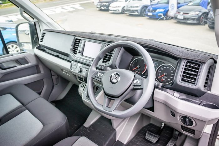 2019 Volkswagen Crafter 35 TDI410 SY1 MY20 Candy White
