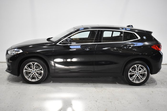 2018 BMW X2 sDrive18i F39 Black