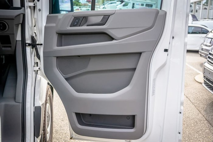 2020 Volkswagen Crafter Minibus TDI410 SY1 MY20 Candy White