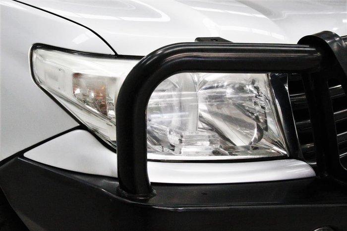 2011 Toyota Landcruiser GXL VDJ200R MY10 4X4 Constant Silver