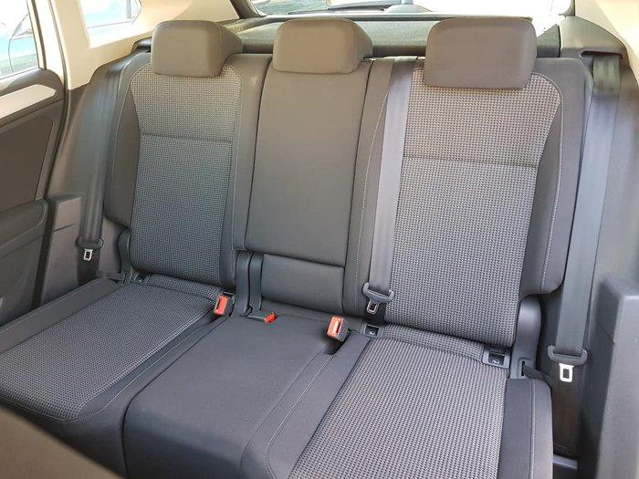 2018 Volkswagen Tiguan 110TSI Trendline 5N MY18 White